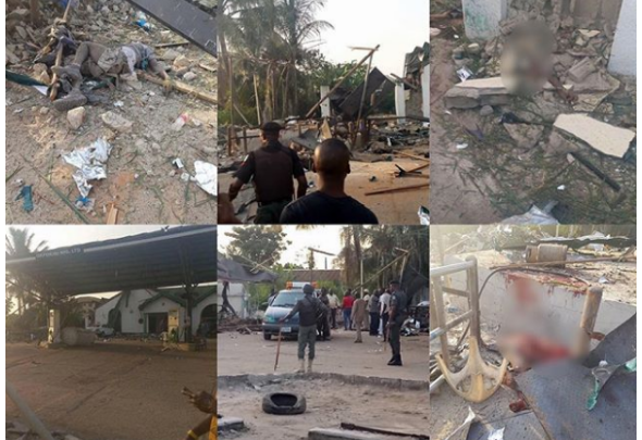 Four die in Imo gas explosion