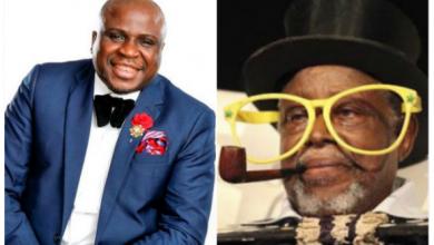 Gbenga Adeyinka apologises