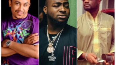 Photo of Freeze, Davido, Jude Okoye react to video of Pastor Adeboye demanding N1b from members [VIDEO]