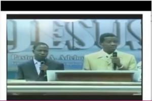 Pastor Adeboye demanding N1b