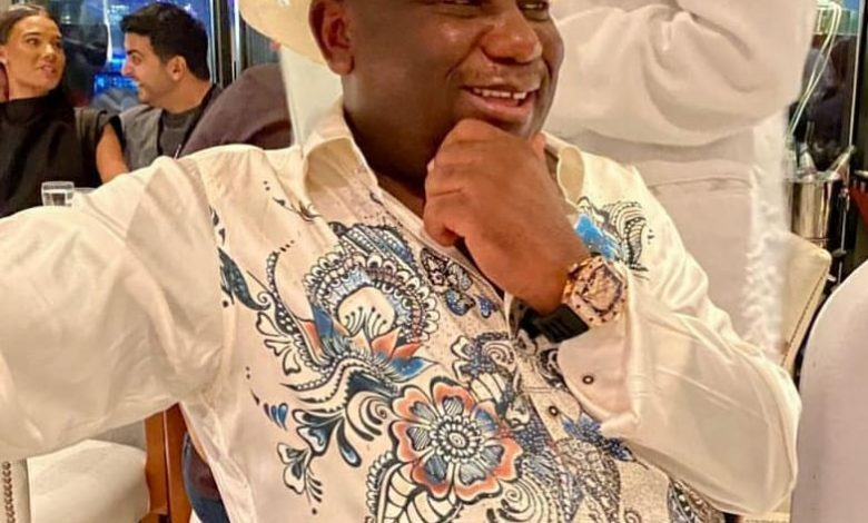 Terry Waya plans Luxirous wedding for his son