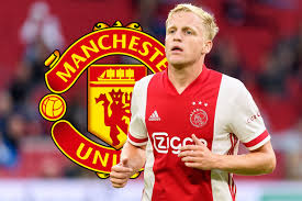 United deal for Van de Beek