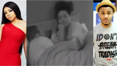Photo of BBNaija: See What Nengi and Ozo were doing in the bed