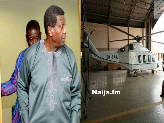 Hours After Visiting Buhari, Pst. EA Adeboye Acquires New Private Jet