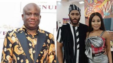 Photo of Kiddwaya's Father Promises to Give Erica Half of the Money If his Son Wins