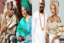 "Photo of Don Jazzy finally ""marries"" Singer Rihanna"