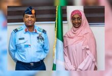 Photo of Hajia Sadia Farouq Reportedly Marries Chief of Air Staff in Secret
