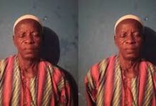 Photo of A 72-year-old man was arrested for raping a 7-year-old girl in Ogun