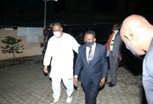 Photo of CAN President Visited Fani-Kayode by Night