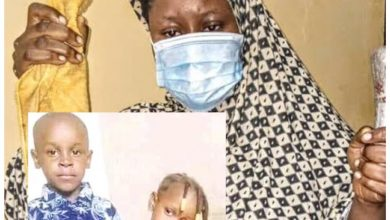 Photo of 26-year-old Mother Who killed Her Children Arrested While Fleeing