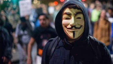 """Photo of """"Anonymous"""" Hacking Group Gives Nigerian Govt 72 Hours To #ENDSARS (VIDEO)"""