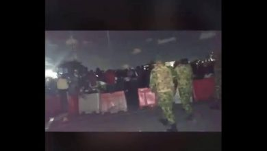 Photo of (Video) Chaos in Lagos as Lekki Shooting Continues