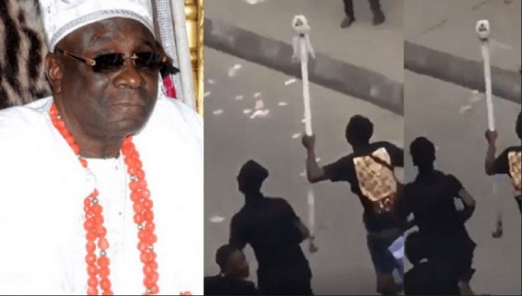 NAIJA.FM Oba of Lagos retrieves staff as culprit allegedly died mysteriously