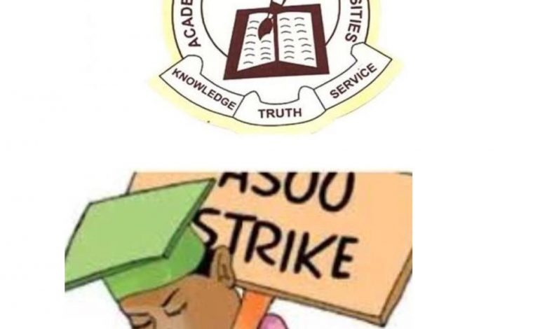 ASUU strike news
