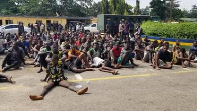Photo of Why prisons rejected arraigned looters and hoodlums