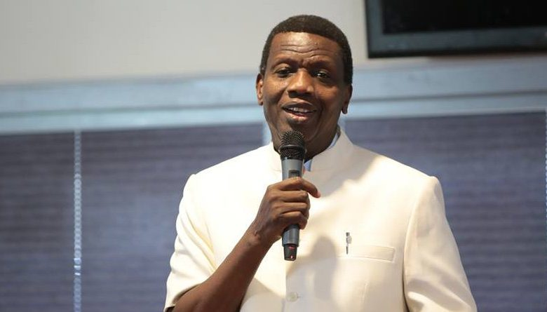 NAIJA.FM Pastor Adeboye shares miraculous testimony that happened 64 years ago