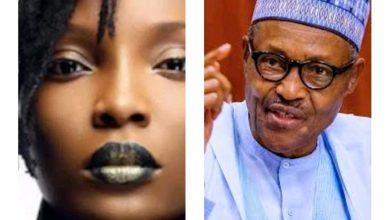 NAIJA.FM LEKKI SHOOTING: DJ Switch speaks to CNN, accuse Buhari of dictatorship (VIDEO)