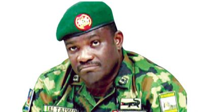 NAIJA.FM Lekki Shooting: ''If it happen again, we would act the same'' ― Army