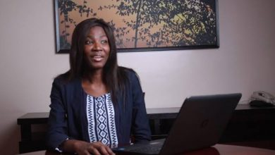 NAIJA.FM Meet Caroline Esinam Adzogble, Youngest Woman In Africa To Own An Accredited College