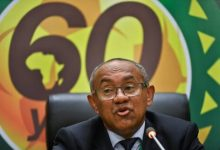 NAIJA.FM FIFA slams 5 years ban on Africa's football president, Ahmad Ahmad