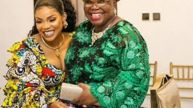 NAIJA.FM How Iyabo Ojo uncovered late mum's real age