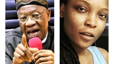 NAIJA.FM ''You're Misinformed!'' DJ Switch Fires Shot at Lai Mohammed