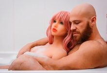 NAIJA.FM ODD! Man Weds His Sex Doll in Colourful Ceremony