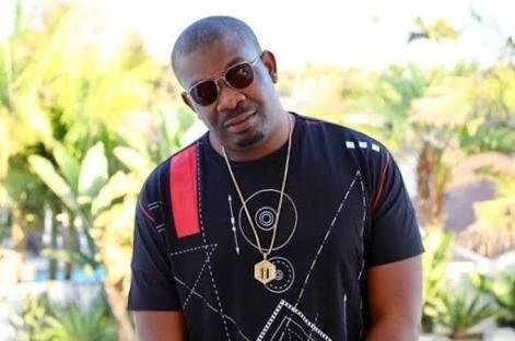 NAIJA.FM I'm Happy Without Wife and Kids - Don Jazzy Don Jazzy