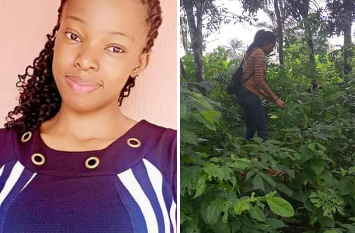 NAIJA.FM Meet Beautiful Graduate Who is Now a Native Doctor Native Doctor