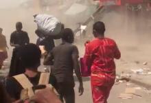 Govt Demolish Shops in Festac