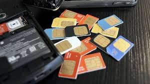 NAIJA.FM FG To Disconnect SIM Cards Without National ID Number Disconnect SIM Cards Without National ID Number