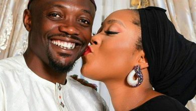 NAIJA.FM Muslim Fan Blast Ahmed Musa For Sharing Photos Of His Wife Kissing Him Ahmed Musa
