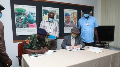 NAIJA.FM NYSC And IITA Partners To Create Opportunities For Nigerian Youths NYSC and IITA