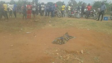 NAIJA.FM Car With Learner Sign Kills Six Children In Edo Kills six children