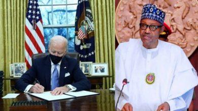 Biden Lifts Travel Restrictions on Nigeria