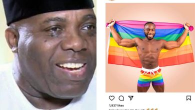 Doyin Okupe Reacts To Son Being Gay