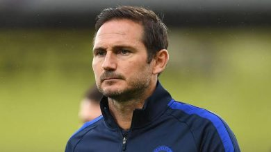 Frank Lampard reportedly Sacked by Chelsea