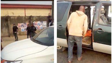 NAIJA.FM Nigerian Police kill Bricklayer in Oshodi(Video) Nigerian police