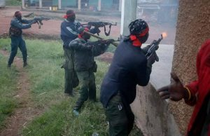 Bandits attack Niger state