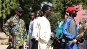 Repentant bandits in Zamfara