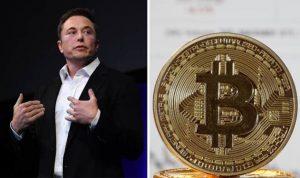 Elon Musk talks about Bitcoin