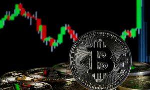 Bitcoin slumps to $45000