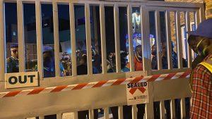 Police arrest 200 people at Cubana night club