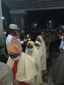 Over 300 Zamfara School girls released