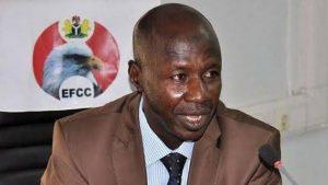 EFCC loot under Ibrahim Magu