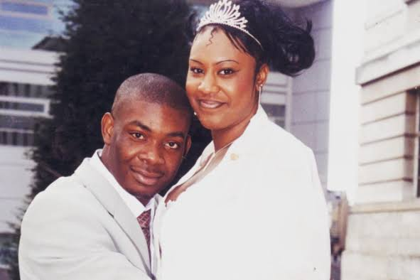 Don jazzy marriage