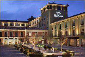 Paris Hilton Hotels