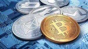 Global crypto market value