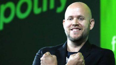 Spotify CEO