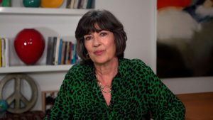 Popular CNN Host Christiane Amanpour Diagnosed With Cancer